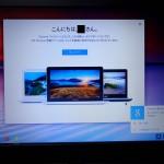 Chromebook ASUS C300MAのセットアップ