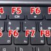 Chromebookで覚えておきたいファンクションキー