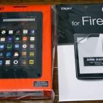 AmazonでFire タブレット 8GBを買いました