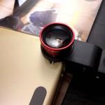 スマホカメラで接写・広角撮影できるスマホレンズを使ってみた