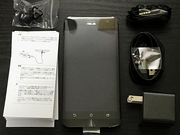 ASUS ZenFone2 laser(ZE500KL)