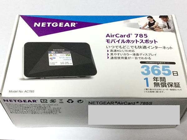 NETGEAR AirCard AC785-100JPS