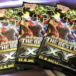 【ポケカ】ハイクラスパック「THE BEST OF XY」発売+ちょっとだけ開封